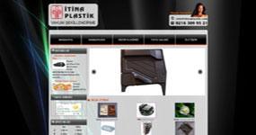 İtina Vakum Plastik - İST. web sitesi