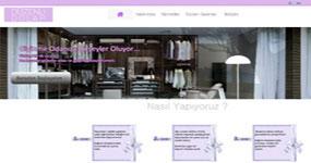 Düzenli Dolap - İST. web sitesi