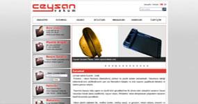 Ceysan Vakum Plastik - İZMİR internet sitesi
