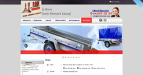 İz-Rom İzmir Römork - İZMİR web sitesi