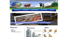Şeka Gıda Süt Üretim Çiftliği - SİVAS web sitesi