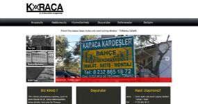Karaca Çit - İzmir internet sitesi