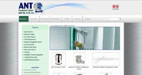 Ant Paslanmaz Çelik - İST. web sitesi