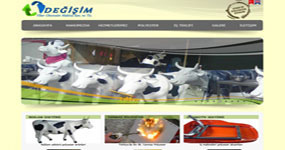 Değişim Fiber Polyester - İZMİR internet sitesi