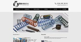 Özen Yay Makinaları - İstanbul internet sitesi