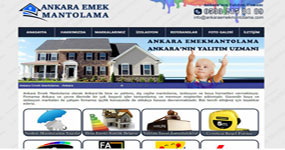 Ankara Emek Mantolama -Ankara web sitesi