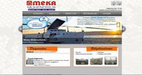 Meka Mühendislik / İSTANBUL internet sitesi