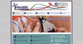 Furkan Elektrik / İZMİR web sitesi