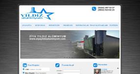 Ziya Yıldız Aluminyum - İSTANBUL internet sitesi