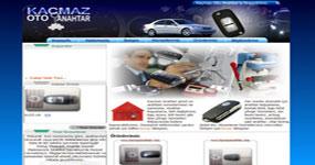 Kaçmaz Oto Anahtar / İSTANBUL internet sitesi