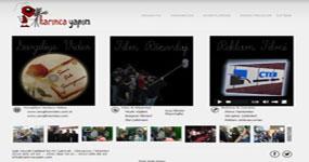 Karınca Yapım / İSTANBUL web sitesi