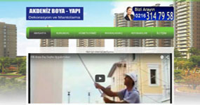 Akdeniz Boya Mantolama - İSTANBUL internet sitesi