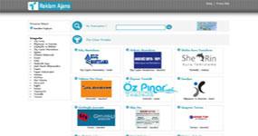 Türk Reklam Ajans / İZMİR internet sitesi