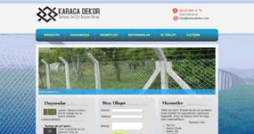 Torbalı Karaca Dekor / İZMİR internet sitesi