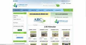 İkinciel Klimam / İSTANBUL internet sitesi