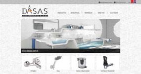 Dasaş Akarsu Armatürleri / İSTANBUL internet sitesi