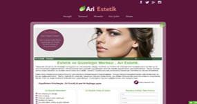Ari Estetik - İSTANBUL internet sitesi