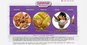Şahnur Pastanesi Torbalı - İZMİR internet sitesi