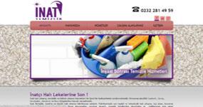 İnat Halı Yıkama Gaziemir - İZMİR internet sitesi