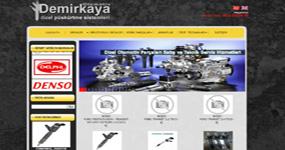 Demirkaya Dizel Pompa - İSTANBUL internet sitesi