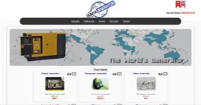Dünya Jeneratör - İstanbul internet sitesi
