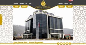 Zara Garden Hotel - SİVAS internet sitesi