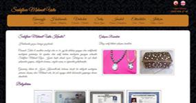 Sedefkar Mehmet Usta - İZMİR internet sitesi