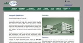 Ekinoks Islak Hacim Ekipmanları - İstanbul internet sitesi