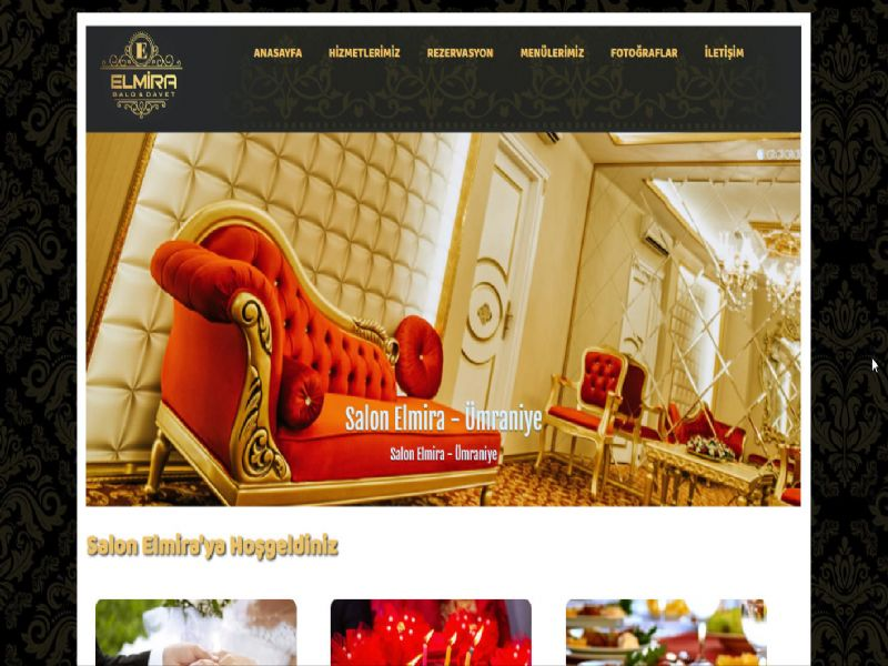 Salon Elmira - İstanbul internet sitesi