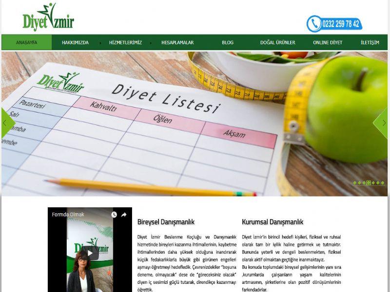 Diyet İzmir - İzmir web sitesi