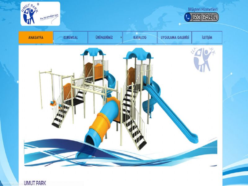 Umut Park - İzmir internet sitesi