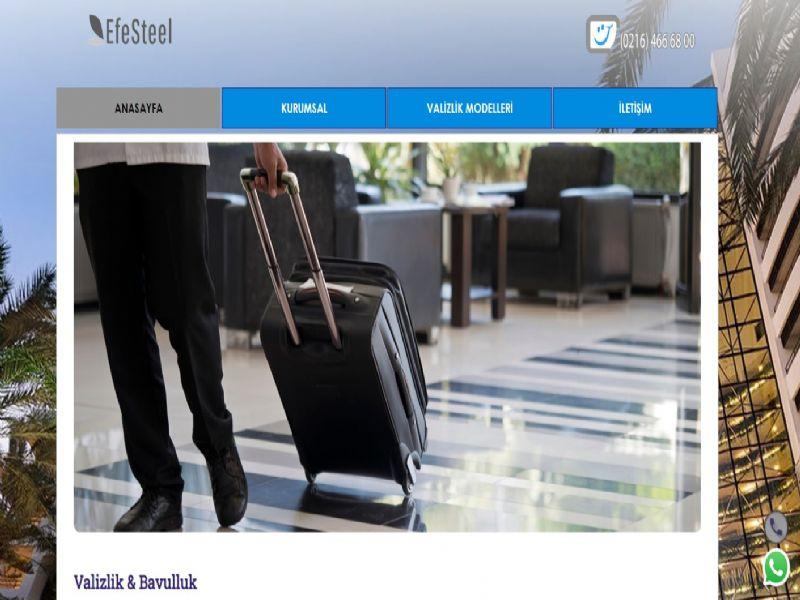 Valizlik Bavulluk Otel Ekipmanları - İstanbul internet sitesi