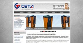Ceysan Plastik Vakum - İZMİR web sitesi