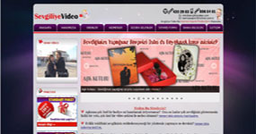 Sevgiliyevideo - İST. web sitesi