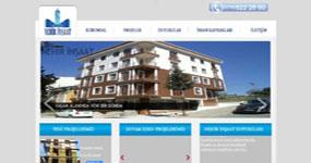 Nehir İnşaat - İST. web sitesi