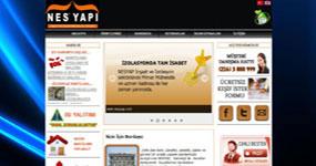 Nesyapı - İST web sitesi